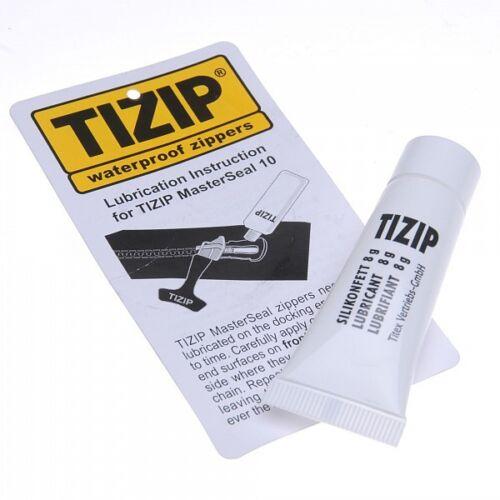 TIZIP Imperméable Fermeture Éclair Soins Zip Lubrifiant Drysuit Combinaison isothermique plongée Zorb Ball