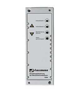 Viessmann-5204-Controle-commande-Pour-Voie-de-Courant-Alternatif-Neuf