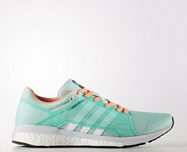 Adidas Adizero Tempo 8 Women's Running Train Shoes BA8095 Green Size 10