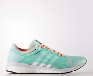 para de 10 mujer tren Size correr Tempo Adidas Zapatillas 8 889766369343 Ba8095 Green Adizero para xqSRBng