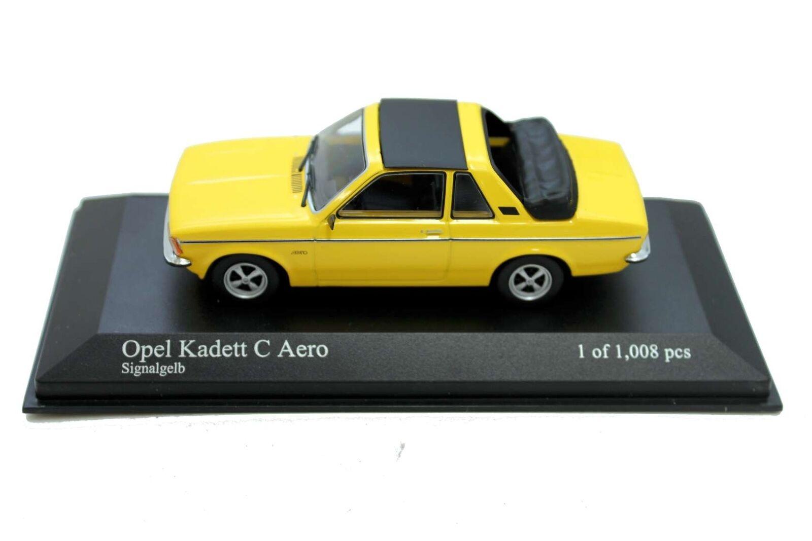 Opel Kadett C Aero 1 43 Model Car Collector's Model Oc11158