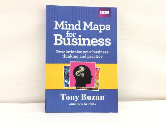 Mind Maps for Business Revolutionise Your Business by Griffiths Chris Paperback