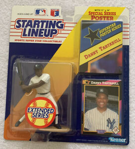 1992 - MLB Starting Lineup, DANNY TARTABULL - New York Yankees, Vintage NOS