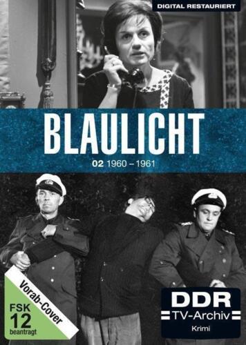 1 von 1 - Blaulicht - Box 2 1960-1961 (DDR TV-Archiv) DVD NEU