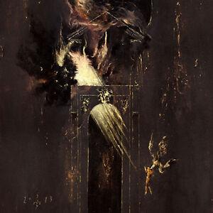 EREBUS-ENTHRONED-TEMPLE-UNDER-HELL-Vinyl-LP-Occult-Black-Metal-NEW
