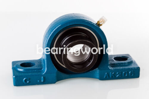 "NEW HCAK212-39  High Quality 2-7//16/"" Eccentric Locking Pillow Block Bearing"