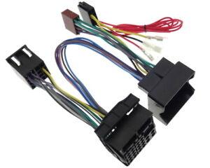 Pappagallo-Thb-Adattatore-Fiat-Scudo-Qubo-Ulysse-Bluetooth-Quadlock-Spina-Iso