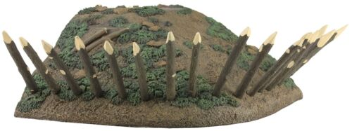 W Britain 51027 18th/19th Century Redoubt Section, Corner with Base cut outs