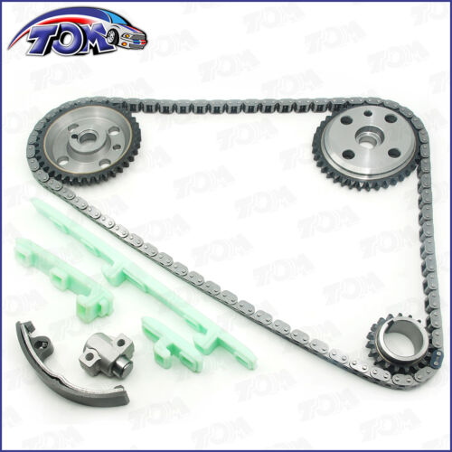 BRAND NEW TIMING CHAIN KIT FOR 97-02 2.4-T DOHC GM CHEVY PONTIAC