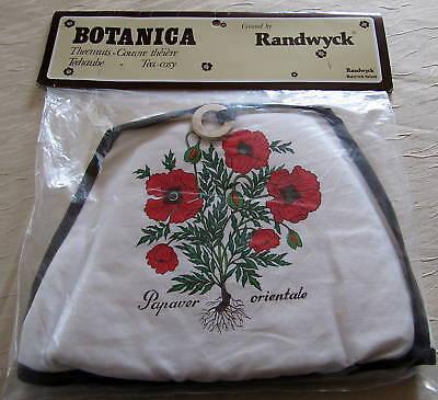 """""""botanica"""" Teehaube Von """"randwyck"""" (holland) Neu !!!"""
