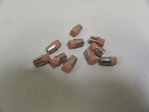 "Lot /""10/"" UNUSED Vintage Autopoint 34E Mechanical Pencil Eraser Erasers"