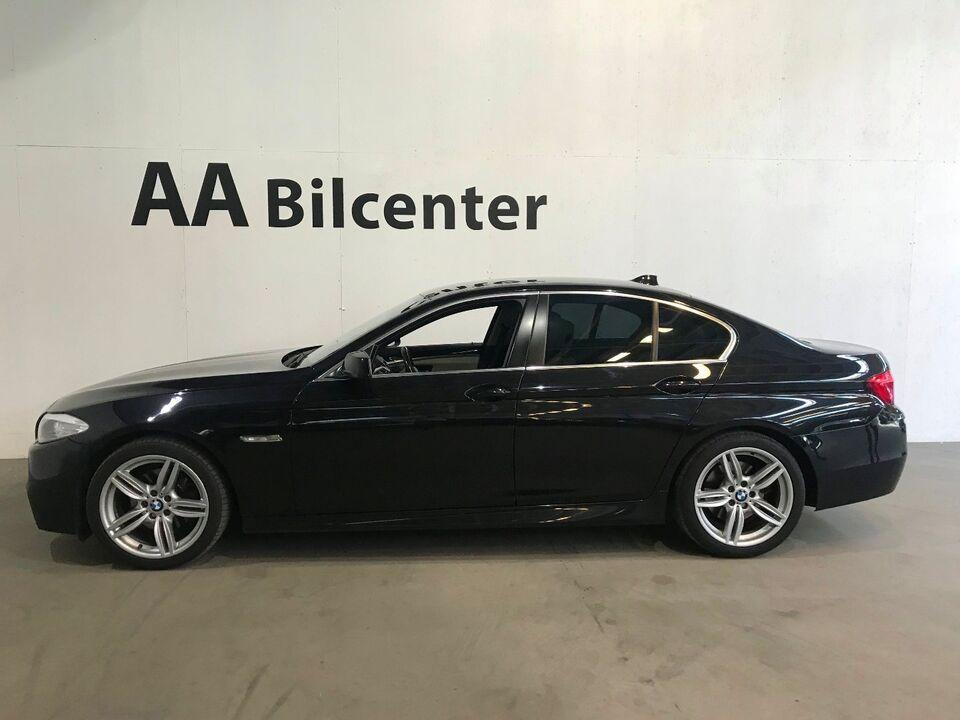 BMW 523i 3,0 aut. Benzin aut. modelår 2011 km 165000