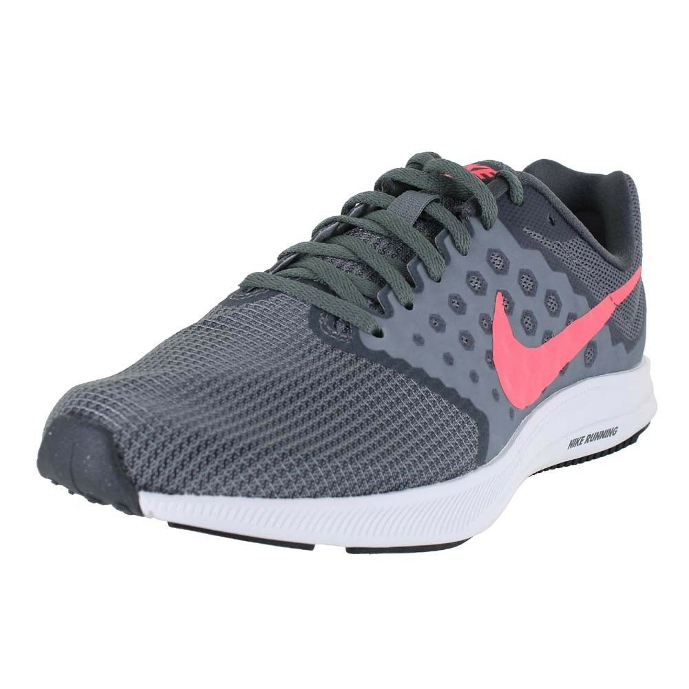 NIKE Donna DOWNSHIFTER 7 GREY LAVA GREY WHITE 852466 001 Donna   SIZES