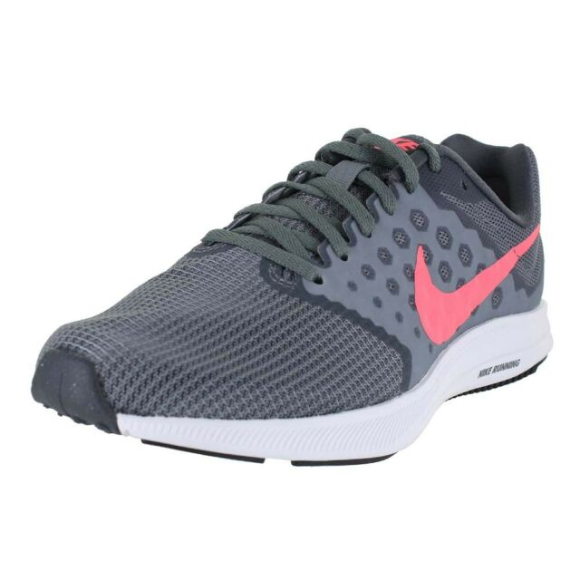 ad0cf09939d NIKE WOMENS DOWNSHIFTER 7 GREY LAVA GREY WHITE 852466 001 WOMENS US SIZES