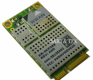 Dell-mobile-Breitband-Mini-PCI-Karte-CF265-KR-0CF265-TOP-amp-SELTEN