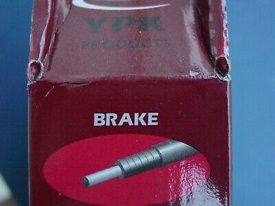 YPK Außenhülle weiß Bremshülle brake cable housing 5mm  Teflon Liner Marke