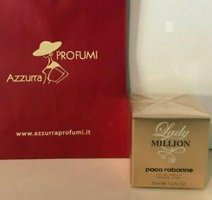 Profumo Paco Rabanne Lady Million Eau De Parfum 30 ml Spray
