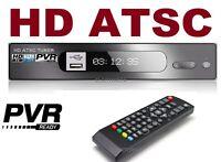 Digital Atsc Tuner Hd Converter Box Stb Dtv Hdtv-hdmi Antenna Qam Tv Projector