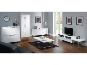 Wondrous Details About Accent Gloss Living Room Furniture Tv Stand Tables Cupboards Black Or White Download Free Architecture Designs Scobabritishbridgeorg