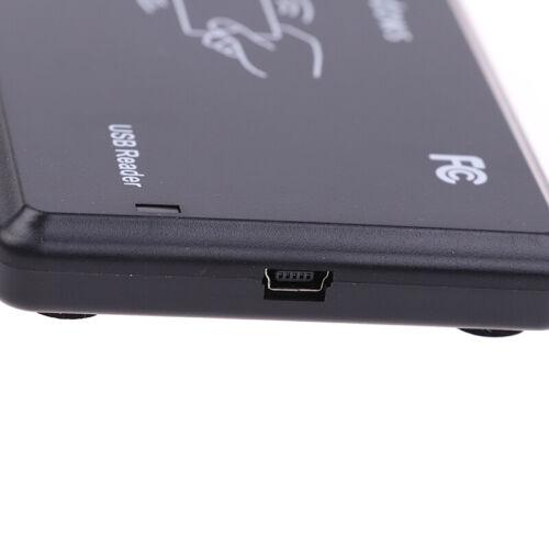 125Khz RFID Proximity Sensor EM ID TK4100 Card Reader programmer burner USB.ZT