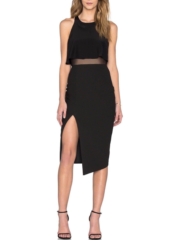 Elizabeth And James Kiandra Dress schwarz New With Tags  ebaymarket