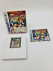 MAGICAL TETRIS CHALLENGE NINTENDO Gameboy Game boy COLOR Boxed boite OVP EUR