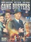 Gang Busters Serial - Vol 1 Chapte 0089218440693 With Robert Armstrong DVD