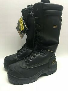 6ef402712bd Details about Oliver 65 Series 65691 U.S. Men's 6 Steel Toe Met Guard  Waterproof Mining Boot