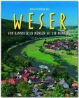 Reise entlang der Weser - Von Hannoversch Münden bis zur Mündung von Hans H. Krüger (2016, Gebundene Ausgabe)