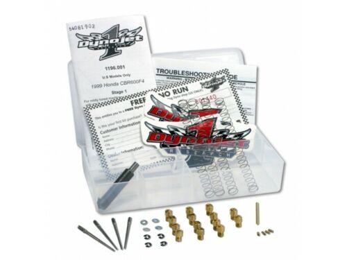 Carburetion Kit Stage 2 Dynojet YAMAHA YFM 660R Raptor Q414 01-05