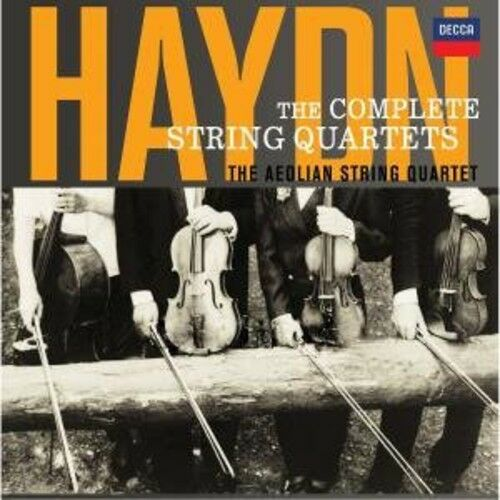 Aeolian String Quart - Haydn: Complete STR Quartets [New CD] Boxed Set