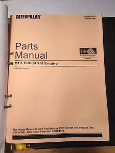 Caterpillar C13 Engine Parts Diagram - Wiring Diagram K4