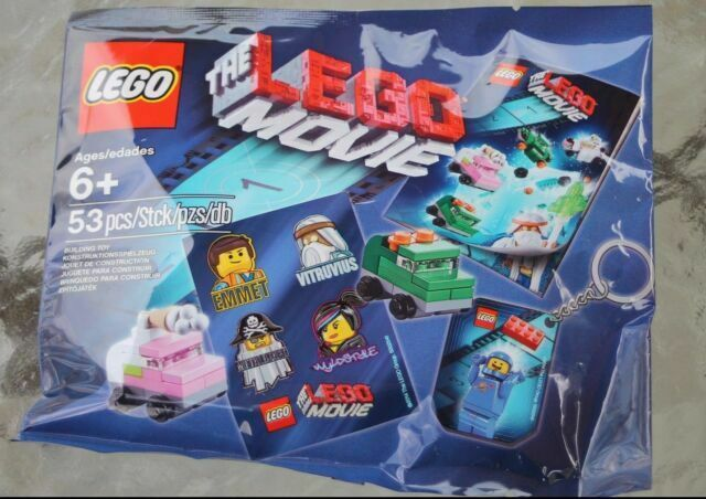 5002041 The LEGO Movie Promo Bagged Exclusive 53pc Set