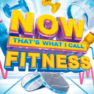 Various-Artists-Now-That-039-s-What-I-Call-Fitness-CD-3-discs-2016-NEW
