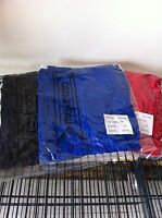 Maurada 100% Silk 1x Red Skirt Shiny Sheer Crinkle Ladies Fiesta Dance