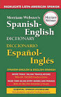 Merriam-Webster's Spanish-English Dictionary by Turtleback Books (Hardback, 2014)