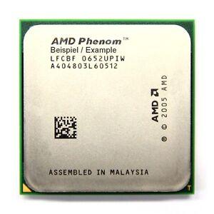 AMD-Phenom-X3-8550-2-2GHz-1-5-MB-Zocalo-zocalo-AM2-HD8550WCJ3BGH-Triple