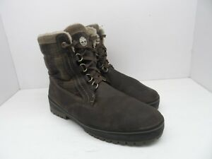 ee2d1b453c1 Timberland MEN'S MEN'S SPRUCE MOUNTAIN WP Insulated BOOTS Brown Size ...
