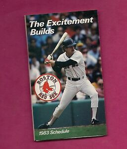 1983-BOSTON-RED-SOX-POCKET-SCHEDULE