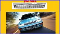 Toyota Corolla 88-92 Chrome Grill Jdm Version Ae92