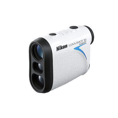 Nikon Coolshot 20 - Laser Entfernungsmesser - super leicht und schnell, Neu!