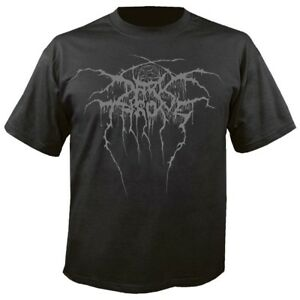 DARKTHRONE-True-Norwegian-Black-Metal-T-Shirt