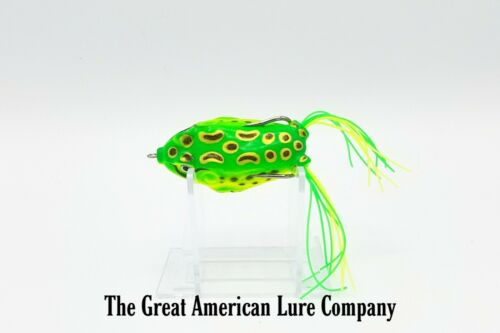 Bite Size Frog Topwater Fishing Lure GALCO  Exclusive