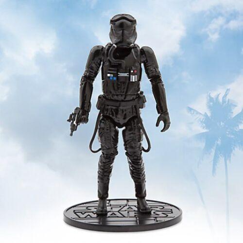 The Force Awakens First Order TIE Fighter Pilot Elite Series Die Cast Star Wars