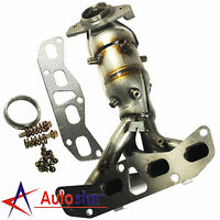 Exhaust Manifold With Catalytic Converter For Nissan Sentra 2002-2006 2.5l