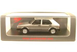 VW-Golf-GTI-Silver-1982-4-Doors