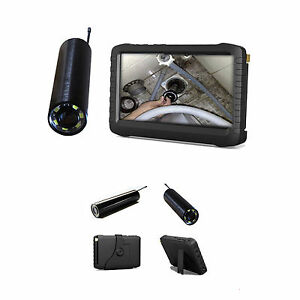 Small Portable 2 4g Wireless Inspection Camera Dvr For