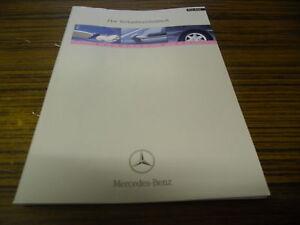 Libro-en-Rustica-de-Venta-Mercedes-Clase-C-W-203-Von-05-2002
