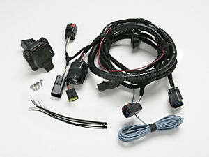 07 10 jeep commander grand cherokee new trailer tow wiring harness rh ebay com
