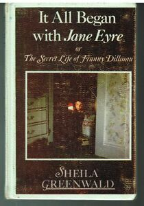 It-All-Began-with-Jane-Eyre-by-Sheila-Greenwald-1980-1st-Ed-Modern-Book